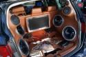 Seat Altea Freetrack 4x4 Sony Xplod, zabudowa bagażnika