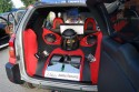 Toyota RAV4, zabudowa bagażnika, Audiotuning
