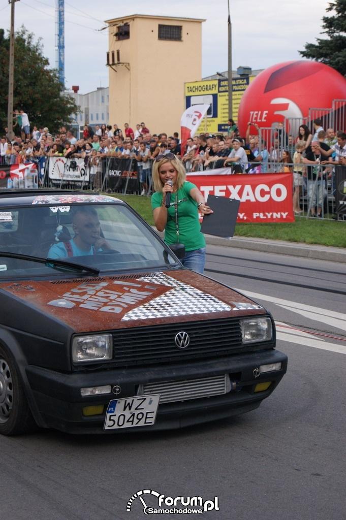 Volkswagen Golf, Diesel Musi Dymić