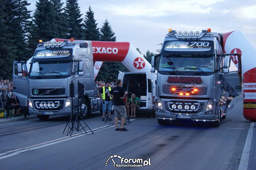 Volvo FH vs Volvo FH16 700KM