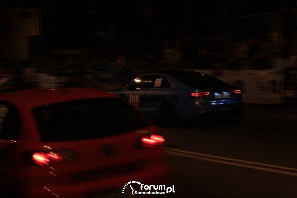 Audi A5 vs Seat Ibiza III
