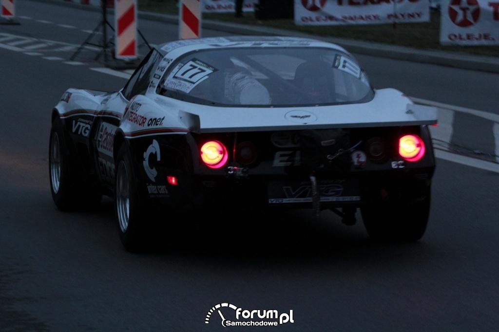Chevrolet Corvette 4x4, VTG Team, nr startowy 77
