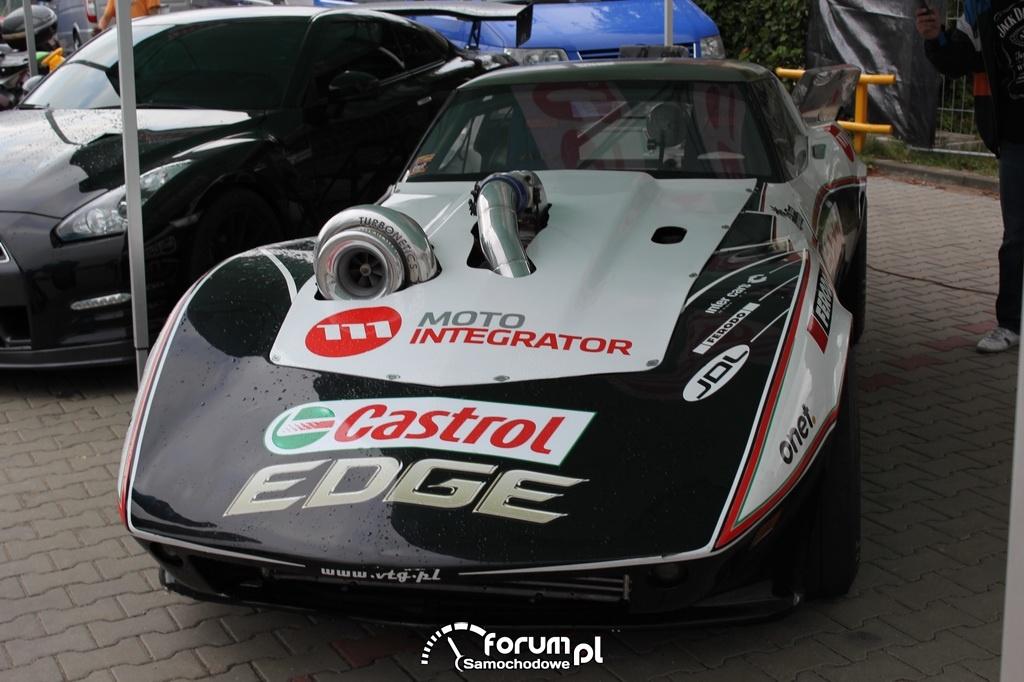 Corvette 4x4, VTG Team
