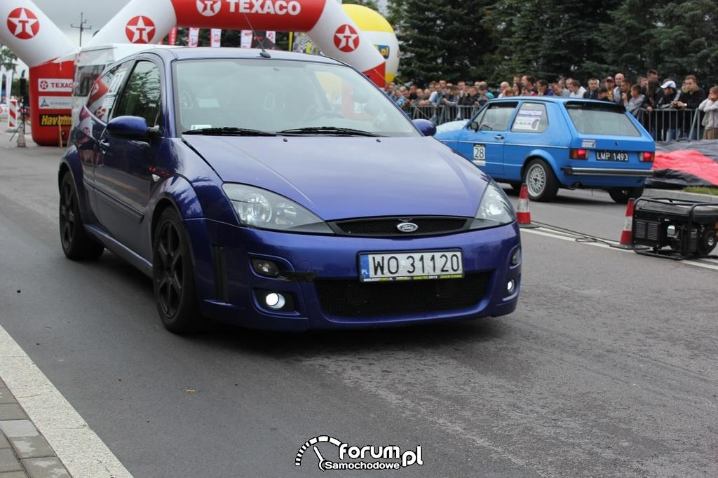 Ford Focus, nr startowy 21