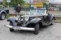 Mercedes-Benz 500 K z 1936 roku, replika ręcznie wykonana