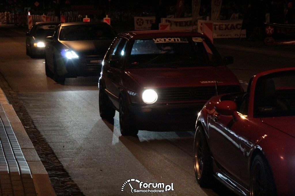 Nocne wyścigi tylko dla wytrwałych