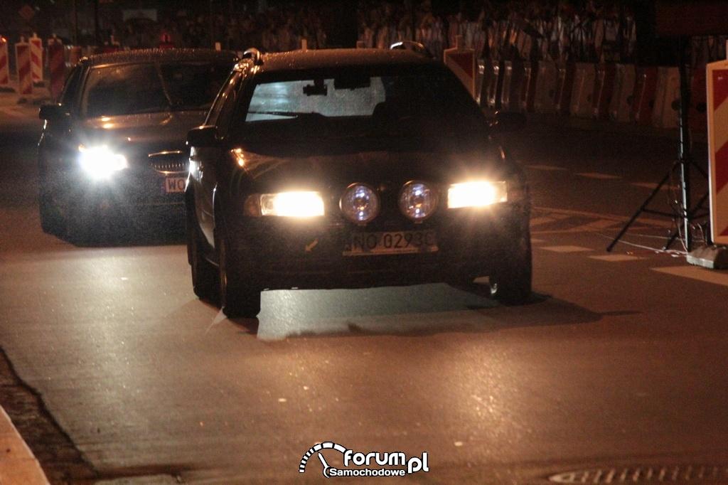 Skoda Octavia i BMW E60