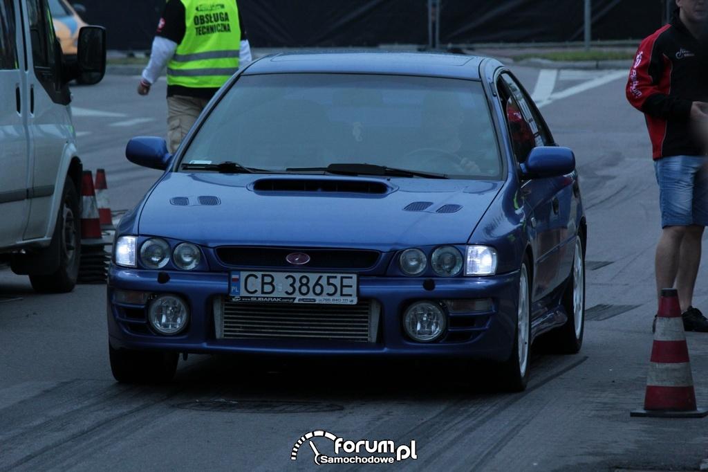 Subaru Impreza, 2
