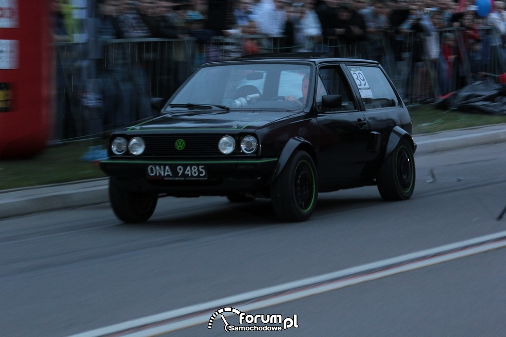 Volkswagen Polo, nr startowy 39