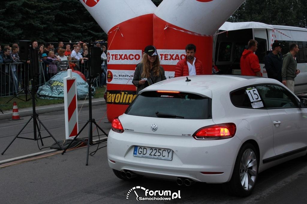 Volkswagen Sciroco 2.0 TSI, nr startowy 15