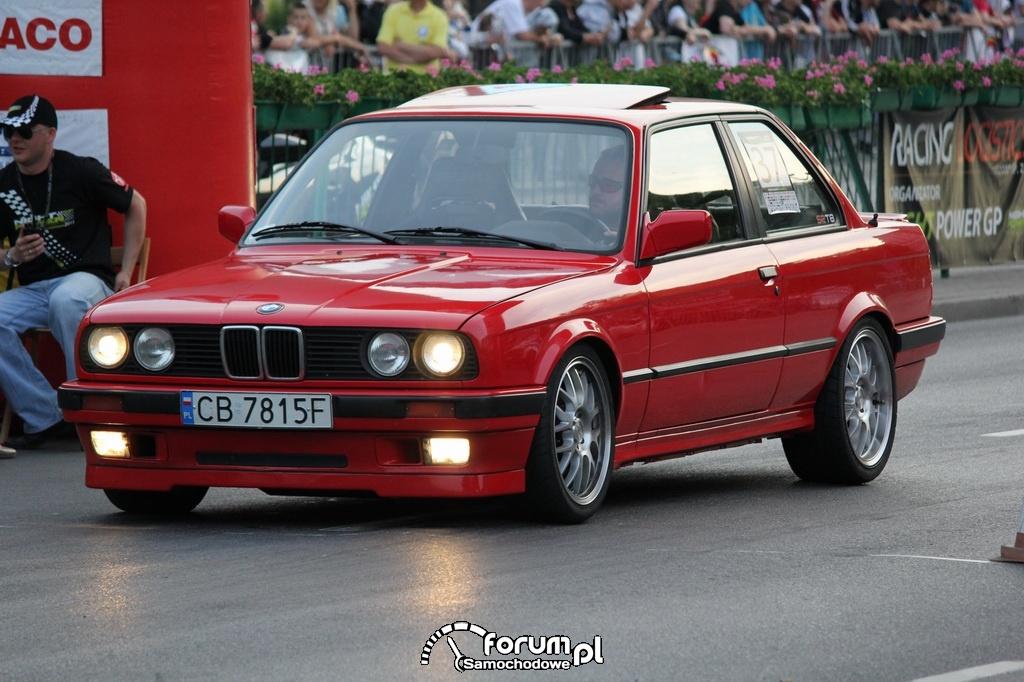BMW E30 - 291 KM, 334 NM, przed startem