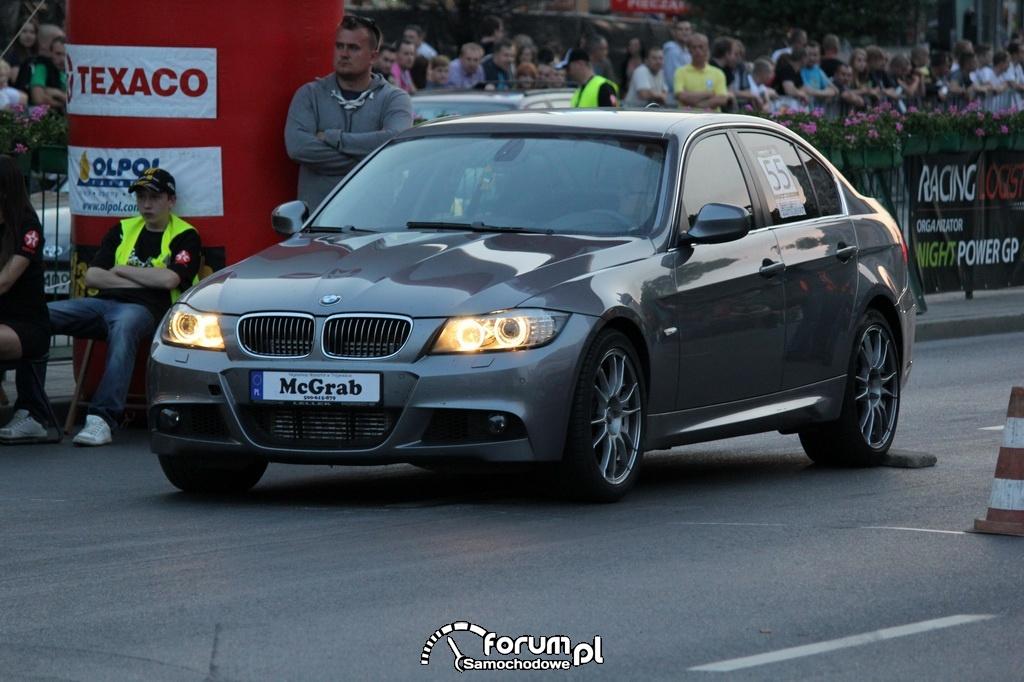 BMW E90 - 286 KM, 580 NM