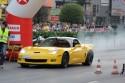 Corvette Z06 - 600 KM, 800 NM, rozgrzewanie opon
