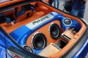 Demo Car, Peiying, zabudowa bagażnika, Car Audio