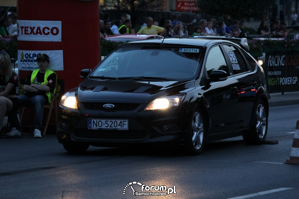 Ford Focus - 136 KM, 320 NM