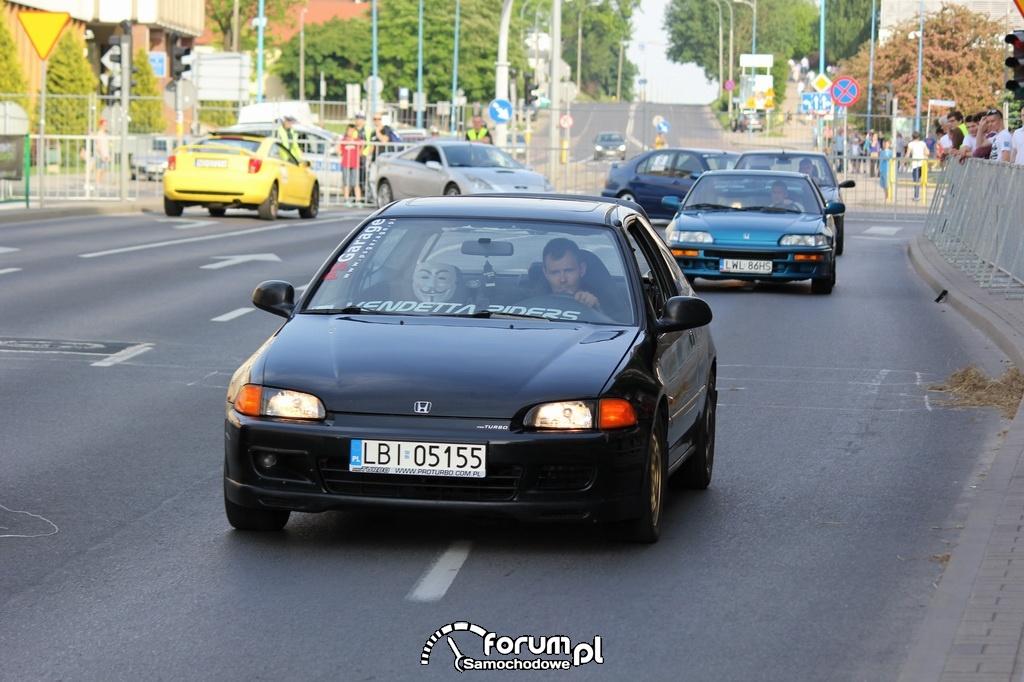 Honda Civic - 90+ KM, 119+ NM