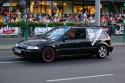 Honda Civic IV, czarna