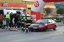 Honda Civic IV, strażacy