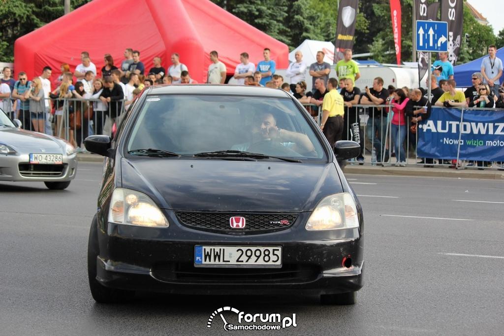 Honda Civic Type R - 230 KM, 200 NM