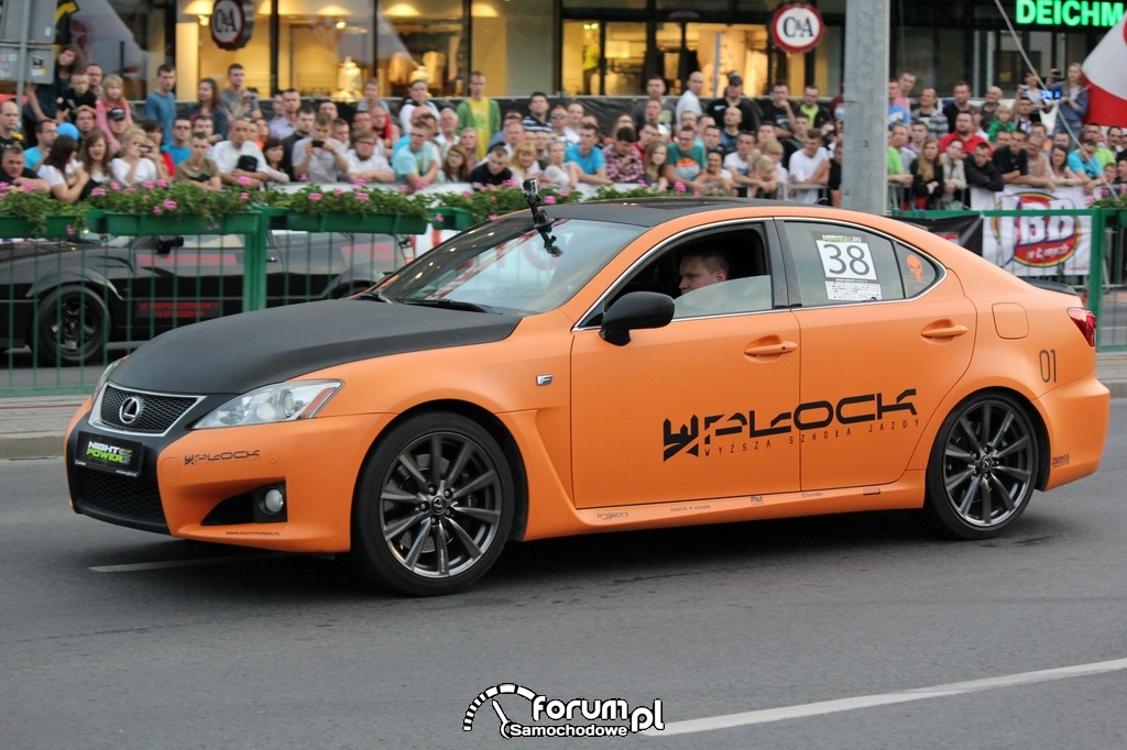 Lexus IS-F - 400+ KM, 500+ NM, 2