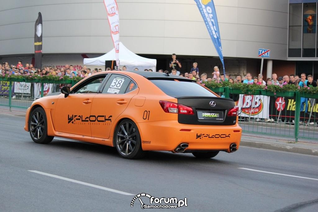 Lexus IS-F - 400+ KM, 500+ NM