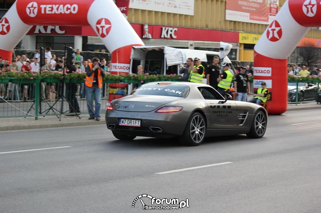 Mercedes-Benz SLS AMG, Safety Car