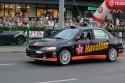 Mitsubishi Lancer Evolution, TexacoPolska, wyścigi równoległe