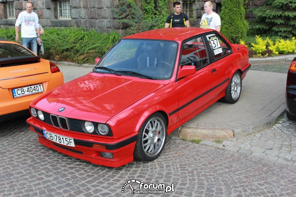 Park Maszyn, BMW E30 - 291 KM, 334 NM