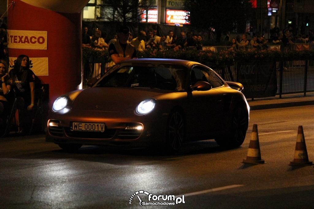 Porsche 911 Turbo - 500 KM, 650 NM, przed startem
