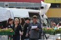 Prowadzący - Anita Kozłowska i Andrzej Brzozowski z RADIA ESKA