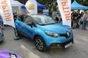 Renault Captur, niebieski