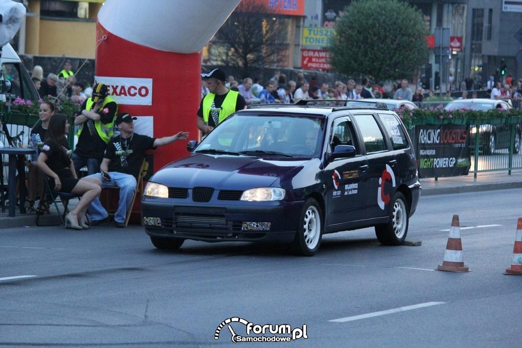 Seat Cordoba Vario - 160 KM, 370 NM, przed startem