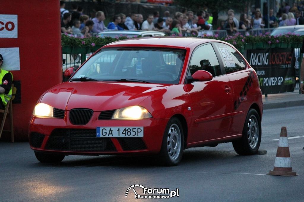 Seat Ibiza - 260 KM, 435 NM, przed startem