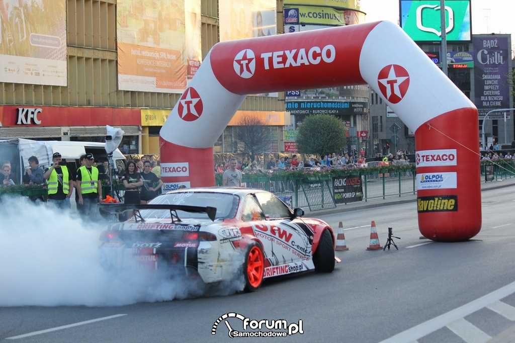 STW Drift Team, Nissan 200sx s14, 2