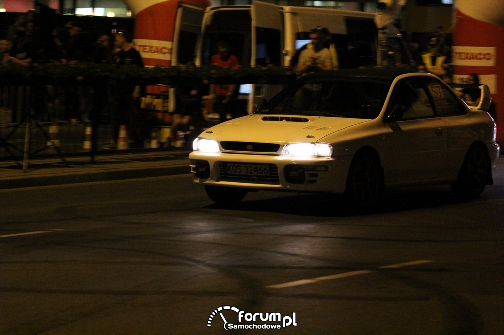 Subaru Impreza, 1-8 mili