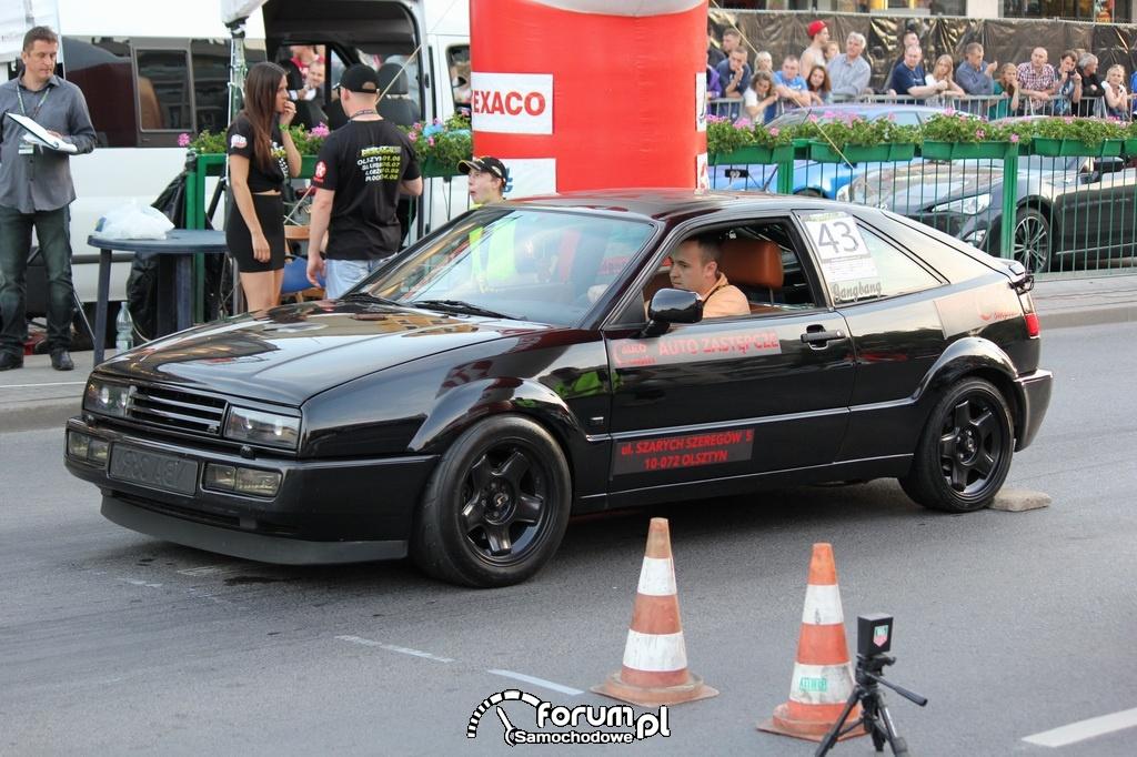 Volkswagen Corrado, przed startem