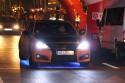 Lexus IS-F w nocy