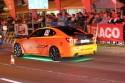 Lexus IS-F, zielone podświetlenie