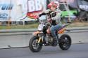Najmłodszy kaskader motocylkowy w Polsce, Piotruś