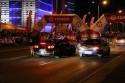 Nissan GTR i Subaru Impreza przed startem