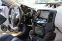 Nissan Z350, wnętrze