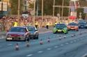 Prezentacja samochodów przed startem