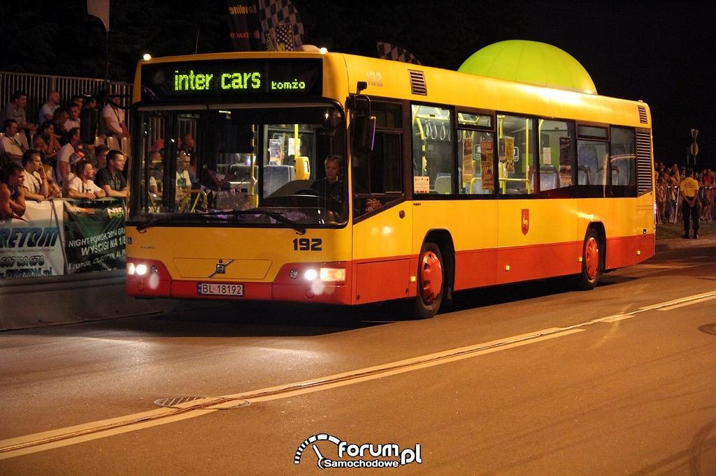 Autobus miejski Volvo