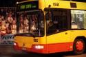 Autobus miejski Volvo, za kierownicą kobieta kierowca roku