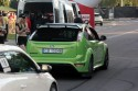 Ford Focus RS, odbiór czasu przejazdu