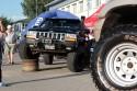 Jeep Grand Cherokee, Off Road