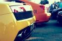 Lamborghini Gallardo, tył, wydech