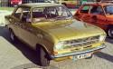 Opel kadett, 1970 rok
