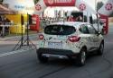 Renault Captur oklejony przez dzieci