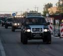 Samochody do Off Roadu przed wyścigami równoległymi